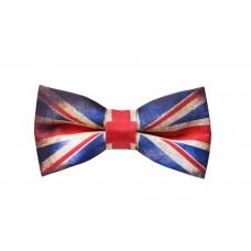 Papion UK Flag Vintage Style